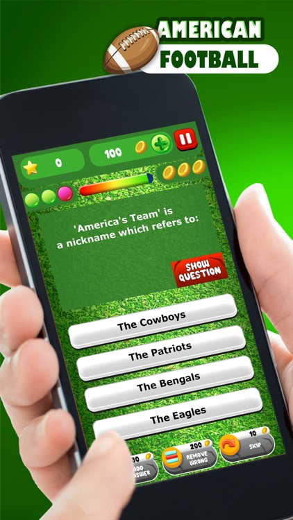 American Football Quiz – Free Sport Trivia Game