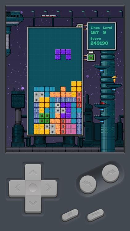 Tetromino – iBoy Retro Game screenshot-3