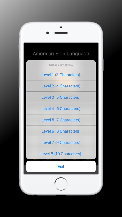 Sign Language Alphabet Trainer screenshot-4