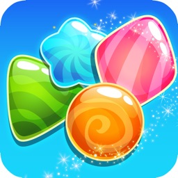 Candy Valley Mania - Match 3 Crush Blast Puzzle