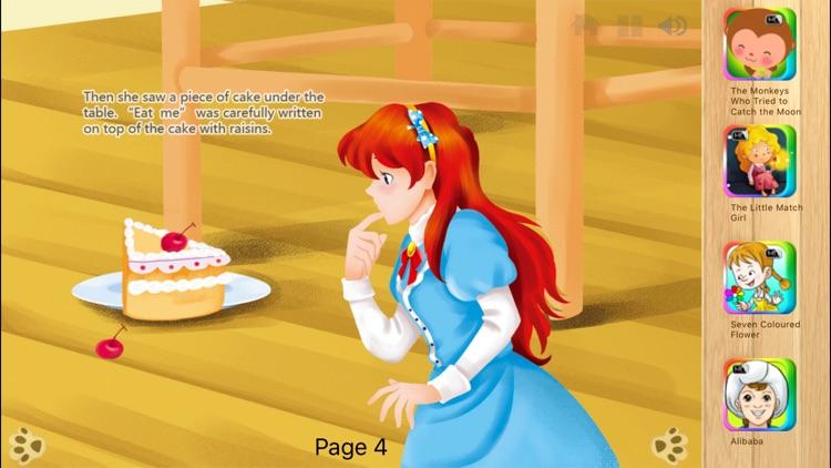 Alice in Wonderland - iBigToy screenshot-3