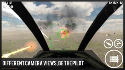 Modern Jet Air Strike Combat Shooter : Delta Forceのおすすめ画像5