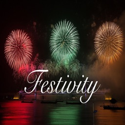 Happy Festivity-Stickers for iMessage