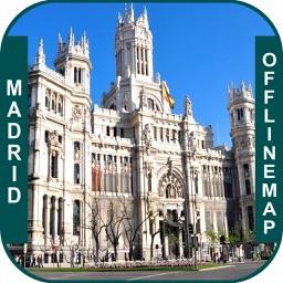Madrid_Spain Offline maps & Navigation
