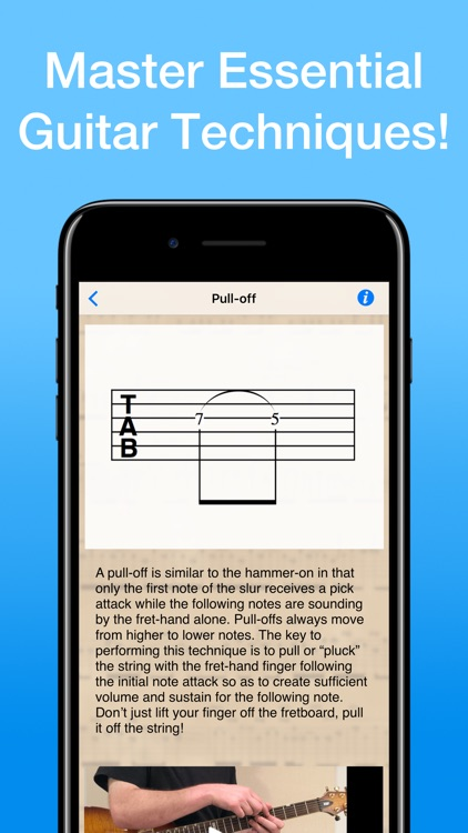 Guitar Tab Tutor