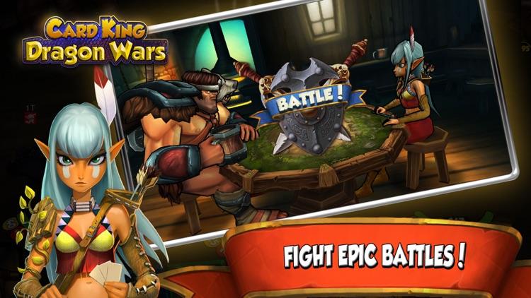 Card King: Dragon Wars screenshot-4