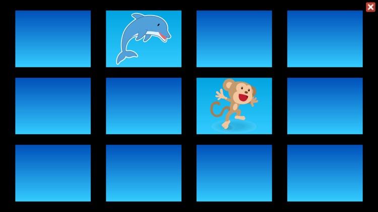 Animal Cards Game