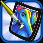 Coloring Sparkles and Painting for Kids Offline icon