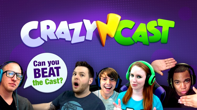 Crazy Cast screenshot-0