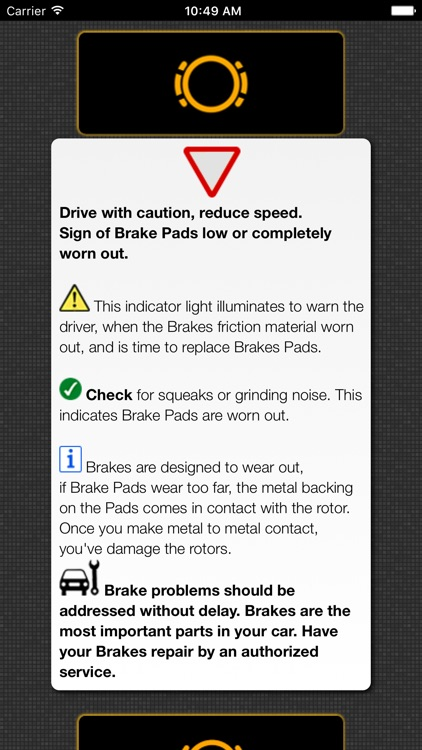 To Identify Car Problems, Car Warning Lights