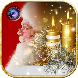 Christmas Photo Blender - Best Xmas Picture Editor