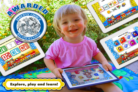 Baby games for 2 -4 year olds· screenshot 2