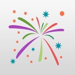 Celebration Stickers Pro