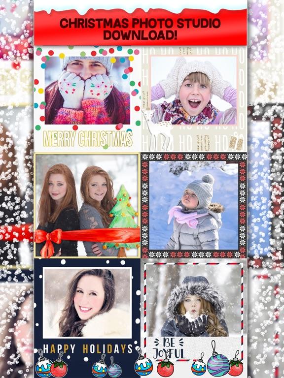 Christmas Cards Maker - Personalize your Xmas Card screenshot
