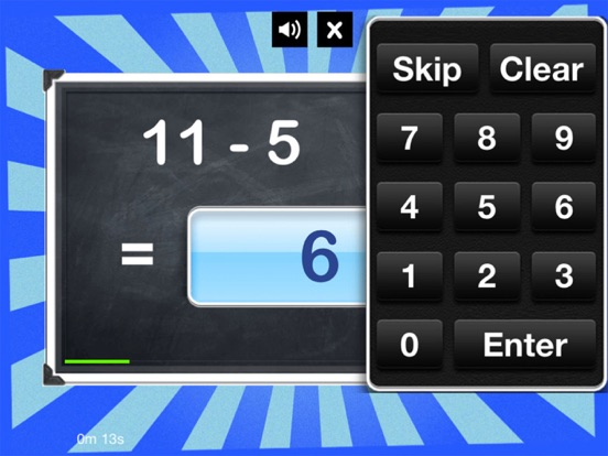 Subtraction Wiz Lite-ipad-2
