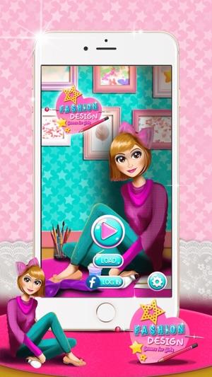 Jeux De Styliste De Mode Pour Fille S Createur De Vetement S De Princesse Et De Robes De Soiree Dans L App Store