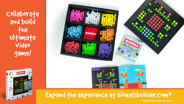 Bloxels: Build, Play & Share Your Own Video Games screenshot-4