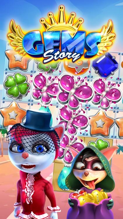 Gems Story screenshot-4