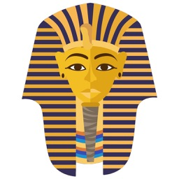 Ancient Egypt Hieroglyph Stickers For iMessage