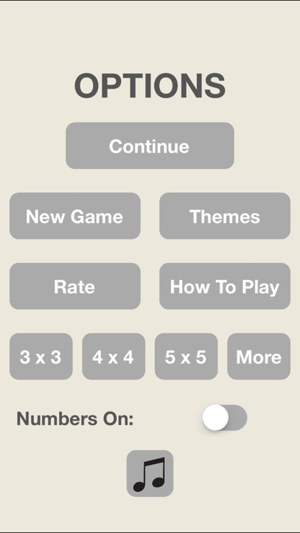 2048: White Out - The Best Color, Tile, And Merge Puzzle For All Ages! screenshot-3