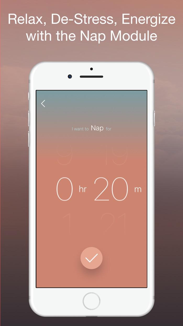 Pzizz - Sleep at the push of a button! Screenshot