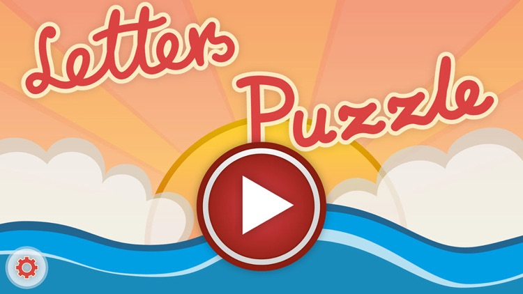 Puzzles to learn English Alphabet  for Toddlers and Preschool Children screenshot-3