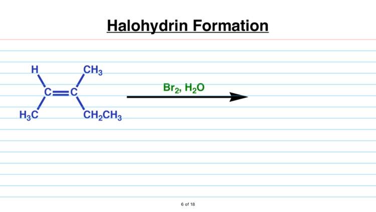 Learn Organic Chemistry Reaction Cards LITE screenshot-4