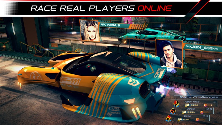 Rival Gears Racing screenshot-1