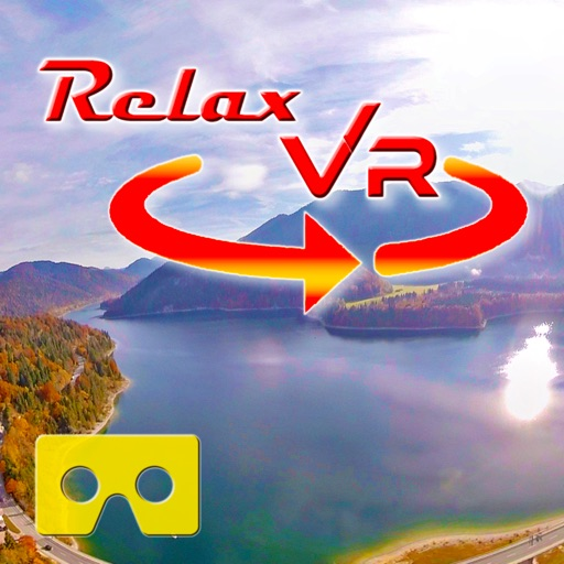Relax VR Soar Like An Eagle Virtual Reality - 360