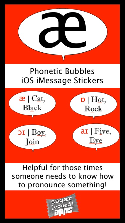 Phonetic Bubbles