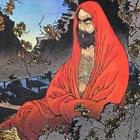 Bodhidharma icon