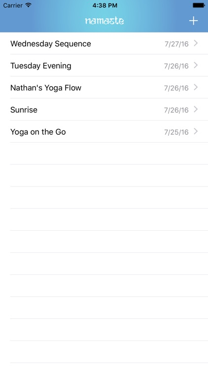 My Yoga Flow