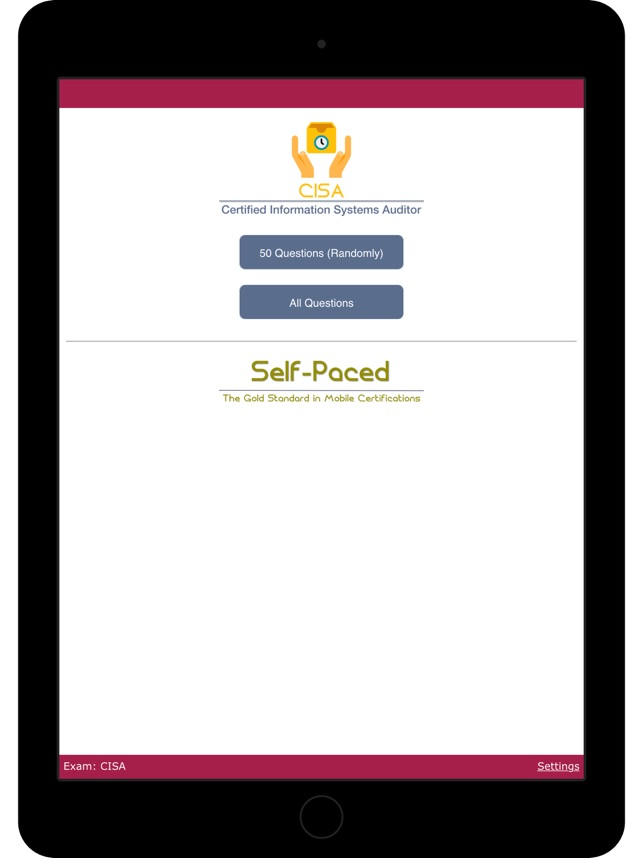 Cisa Certified Information Systems Auditor On The App Store