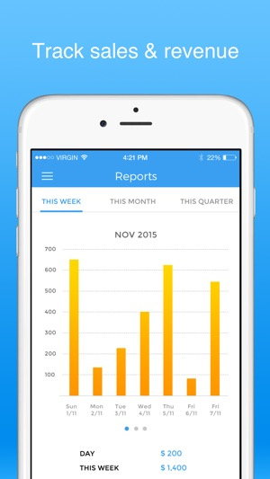 Invoice Maker Pro Create Invoices On The Go Free On The App Store - Free invoice creator app