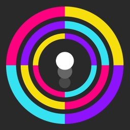 Color Ball Dash Jump