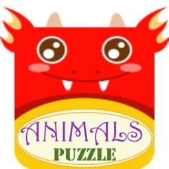 Animals Puzzle Game
