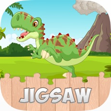 Activities of Cute Dinosaur Jigsaw Puzzles Games for Kids Free