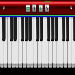 High Multi-Touch Piano Design