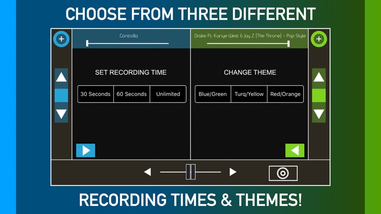 DJ30 - Record Screen, Music, & Voice screenshot-4