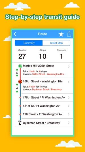 New York City Maps - NYC Subway and Travel Guides Screenshot