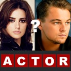 Acteur Quiz - Qui est la star de cinéma, un nouveau quiz fun et gratuit icon