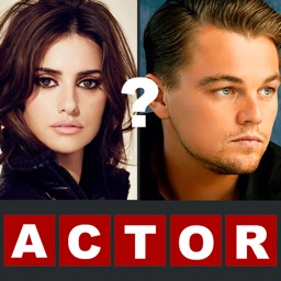 Actor Quiz - Whats the movie celebrity, new fun puzzle