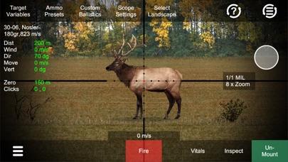Screenshot for Hunting Simulator in Canada App Store
