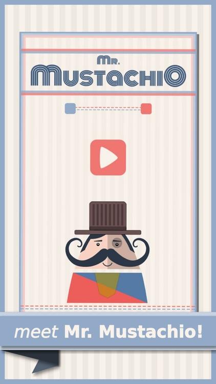 Mr. Mustachio: A Brain Teaser screenshot-0