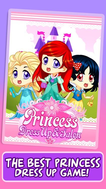 Anime Avatar Chibi Maker Kids Games For Girls Free screenshot-3