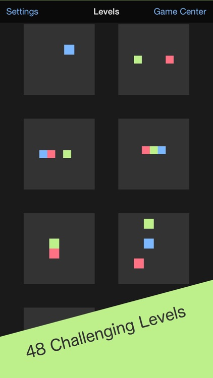 Squares - Challenging Puzzle Game screenshot-3