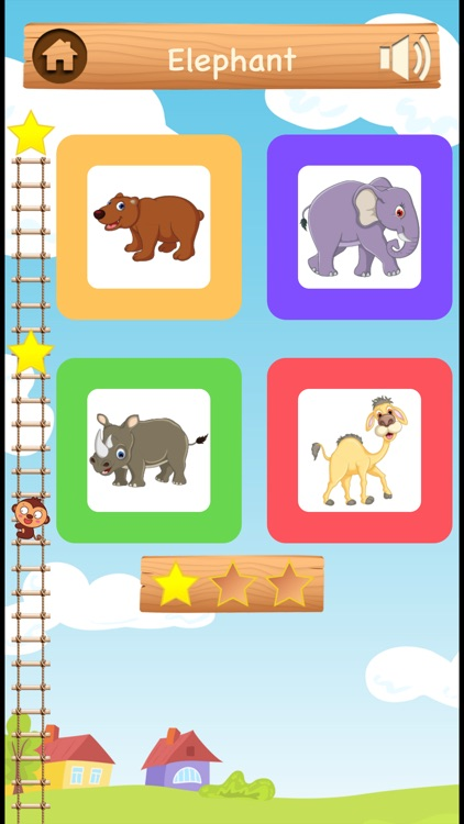 Learning Cute Animals screenshot-4