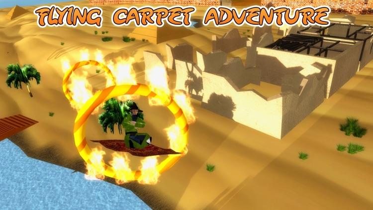 Flying Carpet Simulator – Magic Ride Game