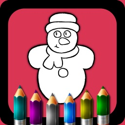 Christmas. Coloring books for kids