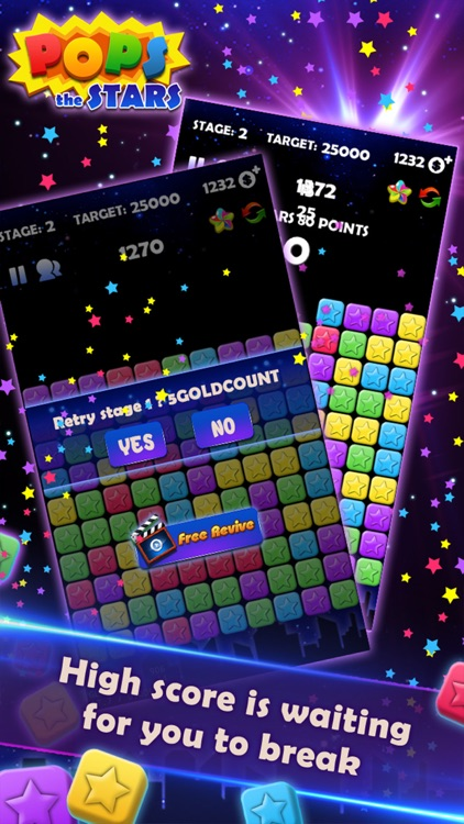 Pop the Star(Young Version)-popping stars screenshot-4